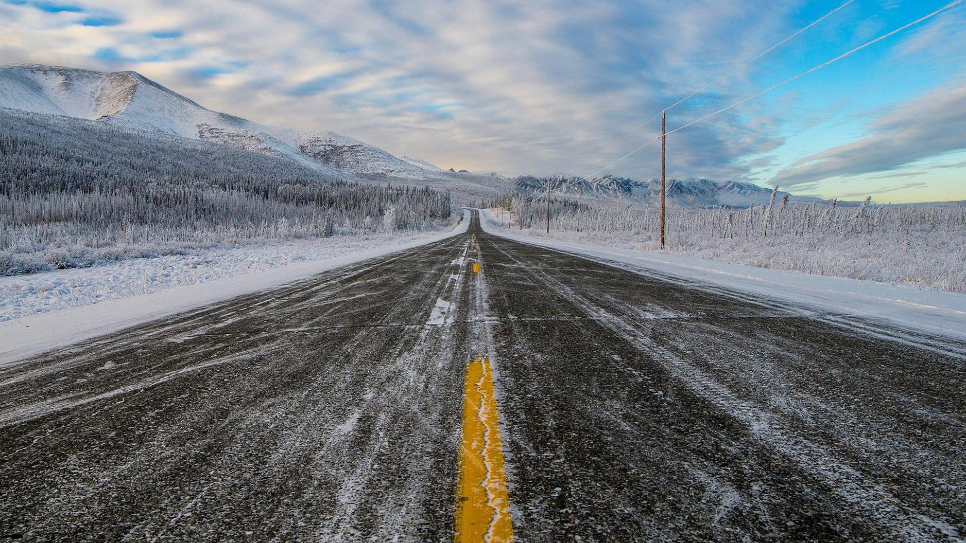 7 Traumstrassen im Yukon
