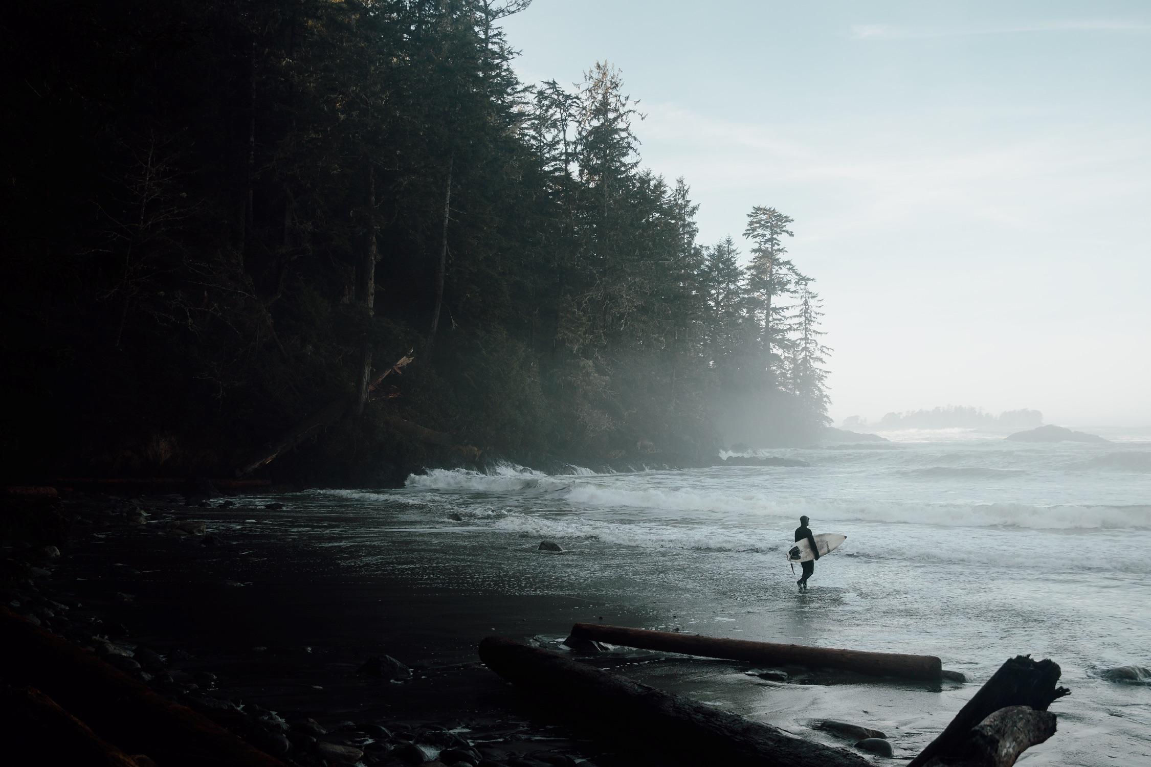 10 Küstenorte in British Columbia zum Entspannen am Meer