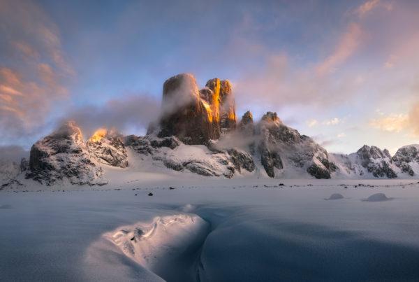 Baffin Island von Artur Stanisz, Destination Canada