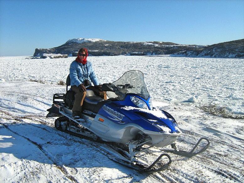 Im Norden Neufundlands, Bernadette A. Calonego