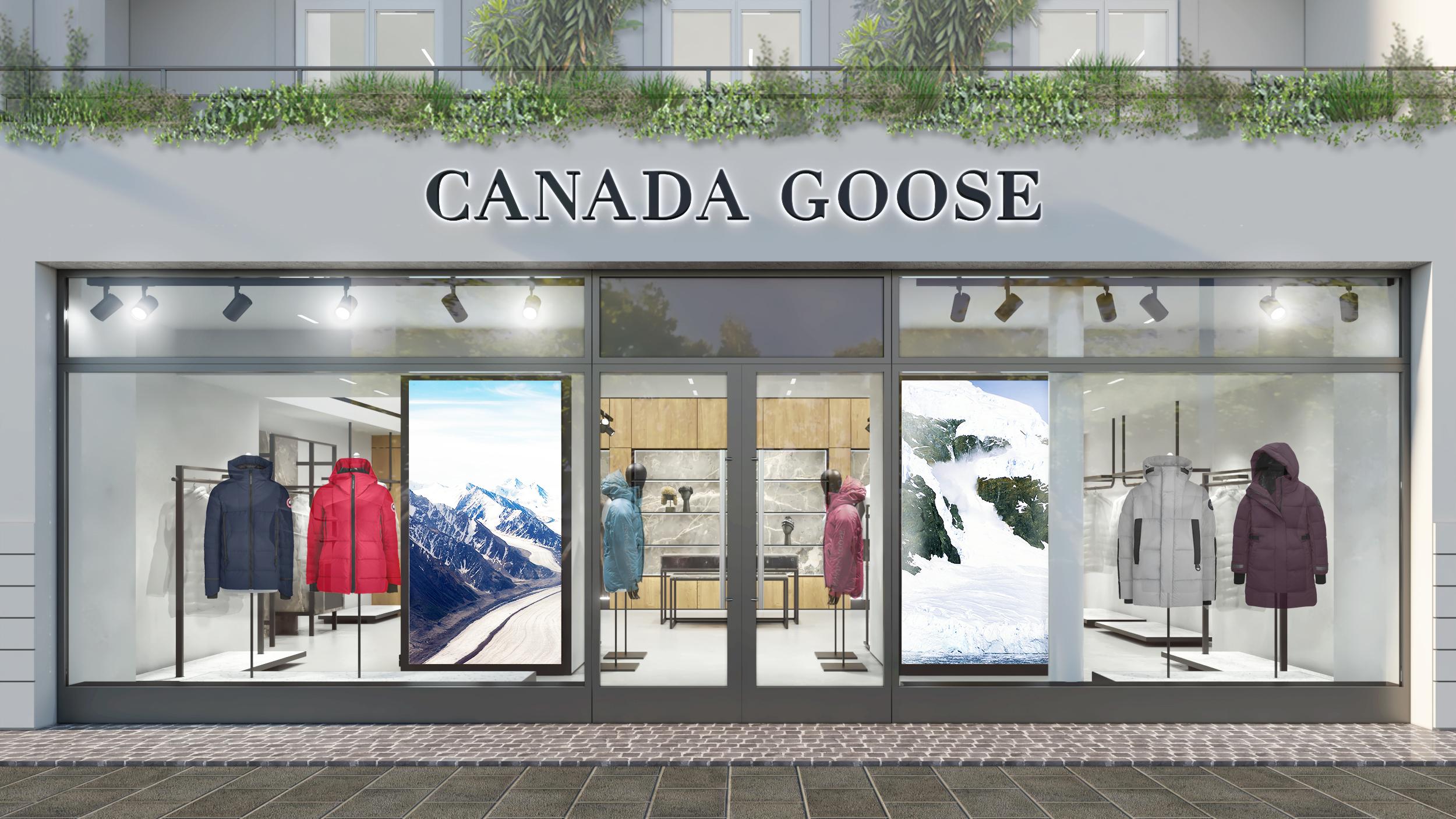 Kanadisches Modelabel Goose eröffnet Store in Berlin