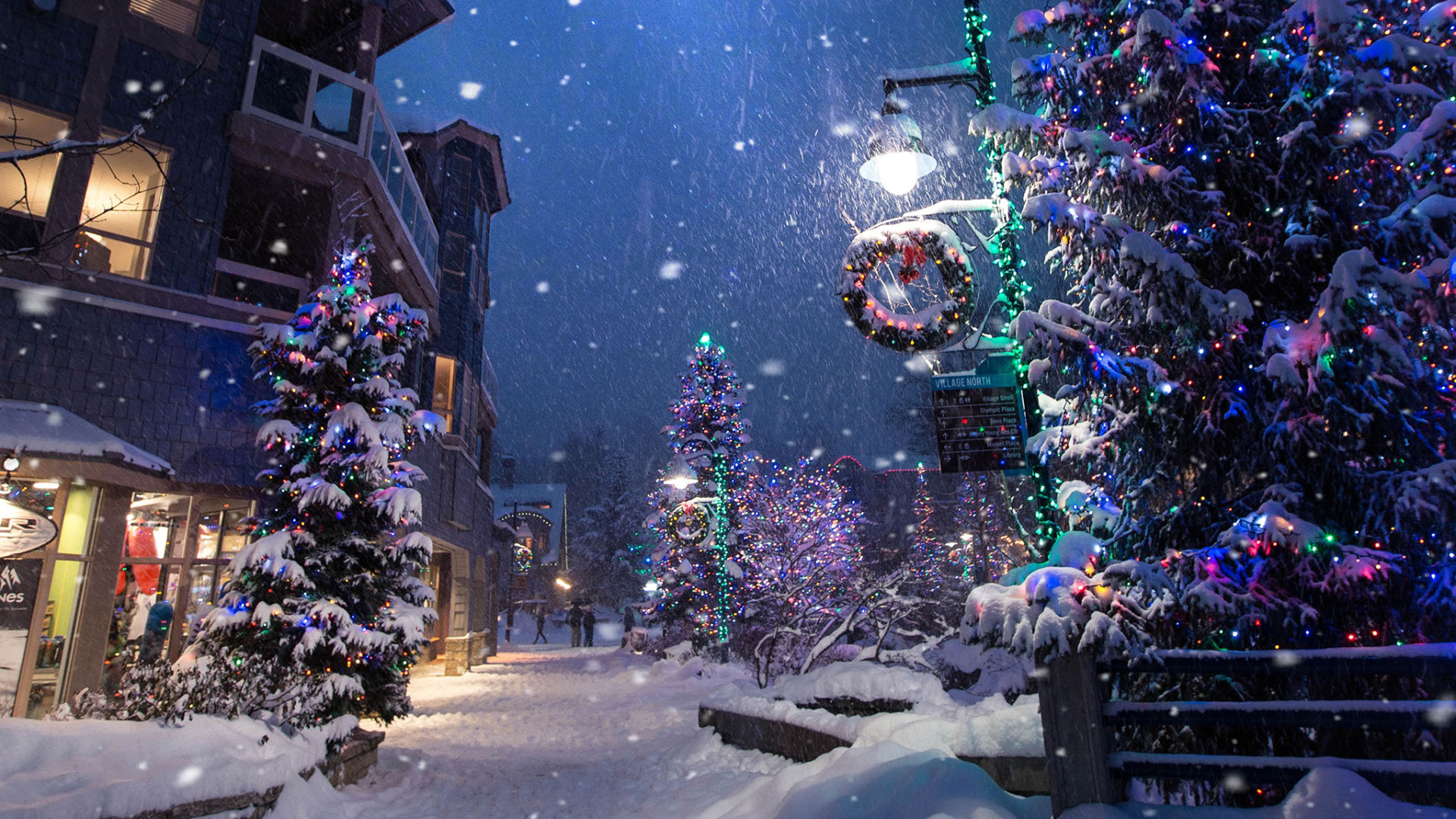 Kanada Weihnachtsbasar