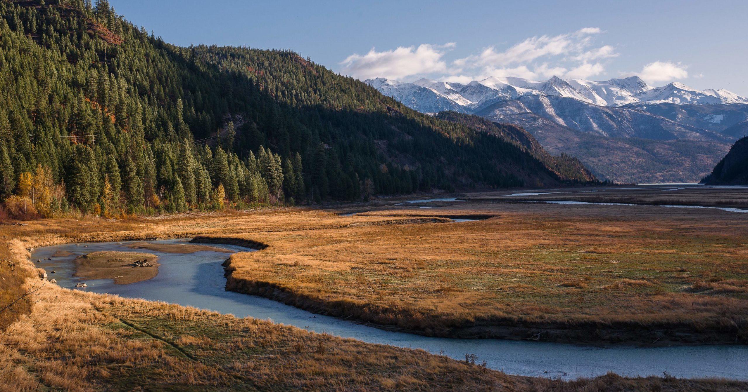 Dreiwöchige Rundreise durch British Columbia